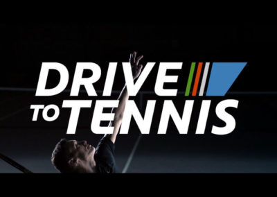 Drive to Tennis – Peugeot