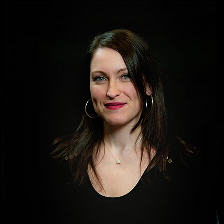 Marie Imberdis - responsable communication digitale et webmarketing