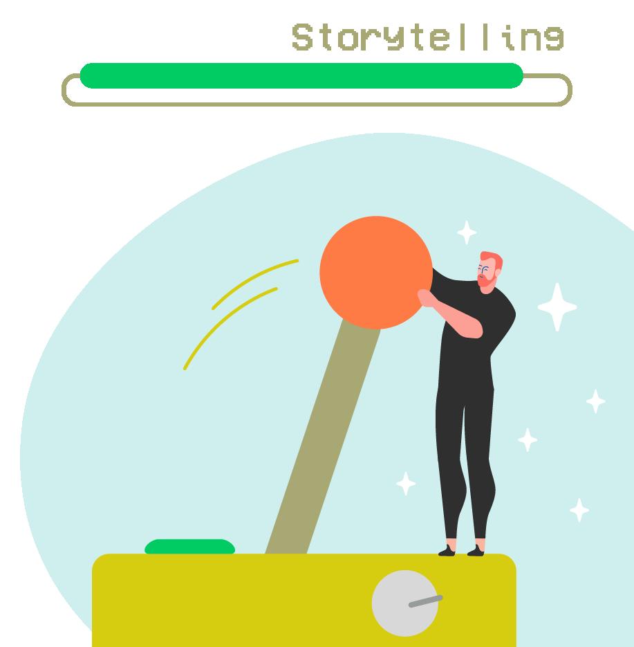 Teaser Medias - Storytelling
