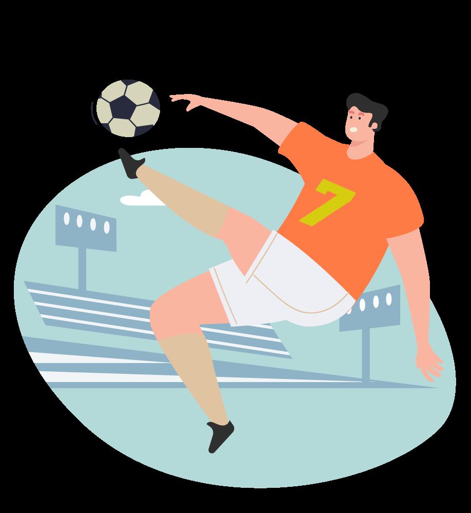 Teaser Medias - portrait de sportif
